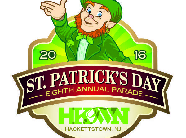 Order Your St. Patrick's Parade T-Shirt Here