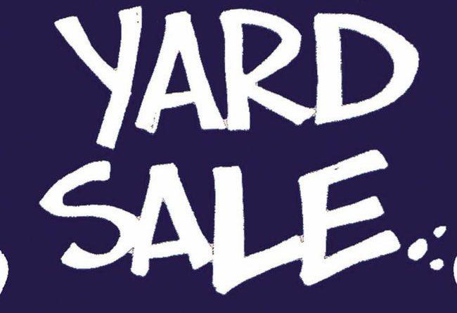 HCCP Town Wide Yard Sale 2016
