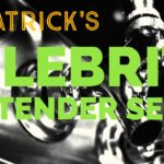 Celebrity Bartender Series Leads Up to St. Patrick's Parade