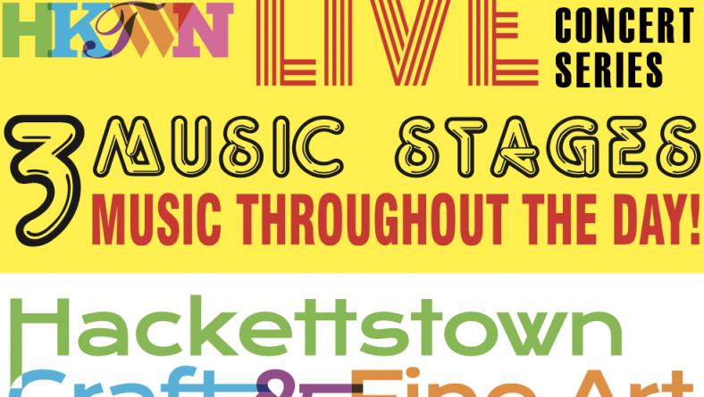 Craft & Fine Arts Festival/HKTWN Live Concert Series 2017