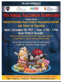 4th Annual Halloween Downtown Parade