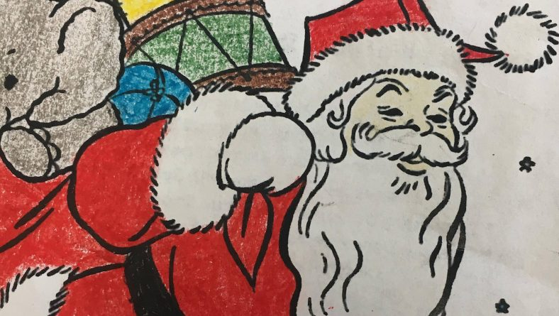 Hometown Holiday Coloring Contest – Winners & Runners-Up