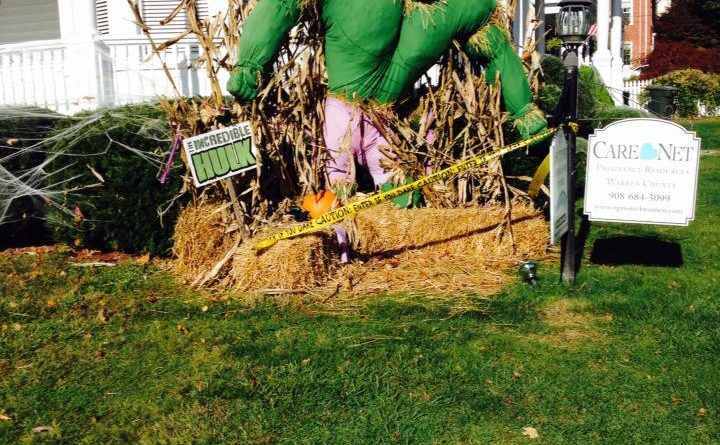 3rd Annual Scarecrow Contest