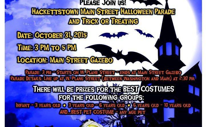 2nd Annual Halloween Downtown