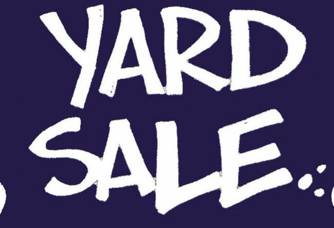 HCCP Town Wide Yard Sale 2016
