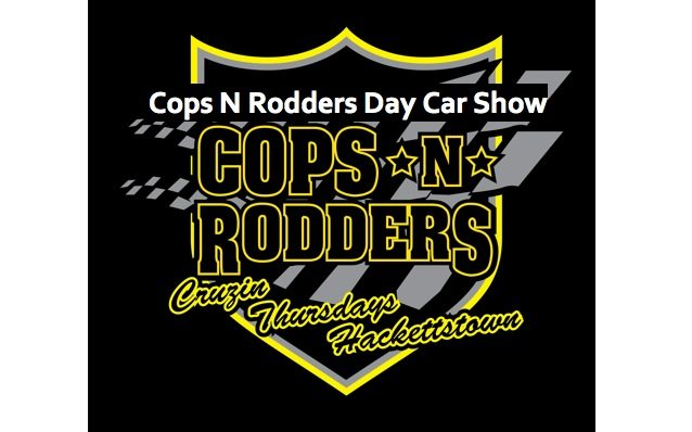 Cops 'n' Rodders Day Car Show