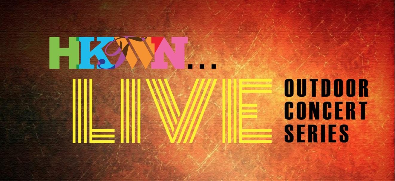HKTWN…Live Outdoor Concert Series – Oct. 1