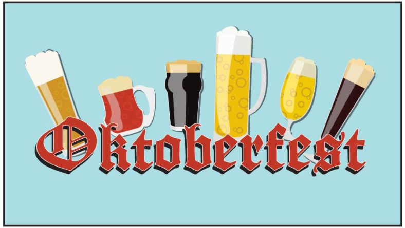 Oktoberfest – Saturday Oct. 8, 2016