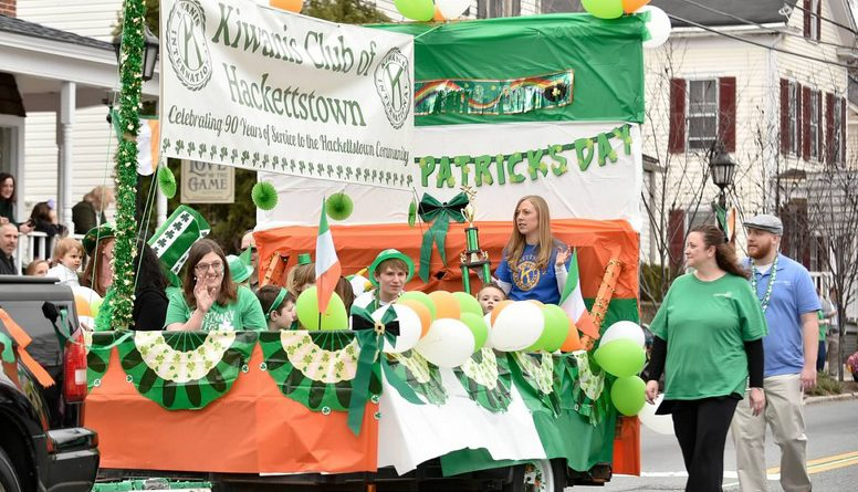 Floats | St. Patrick's Parade