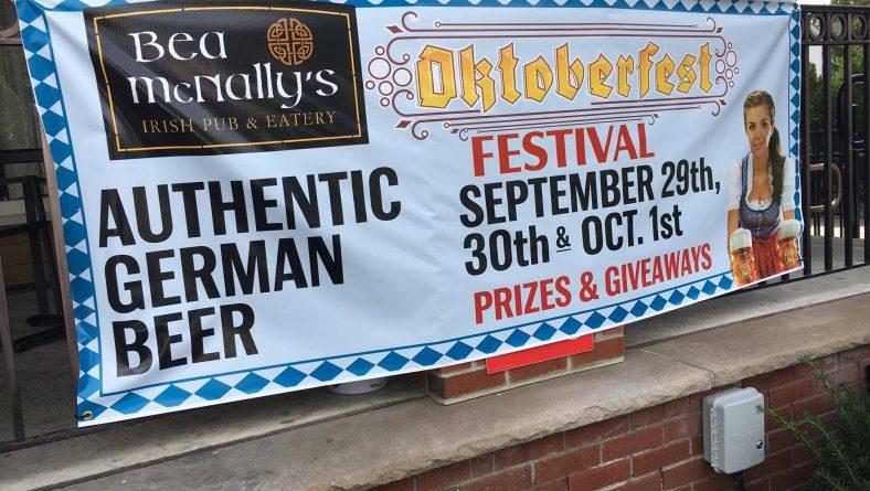 Hackettstown to host 2nd Annual Oktoberfest Celebration – Sept. 29, 30 & Oct. 1 2017