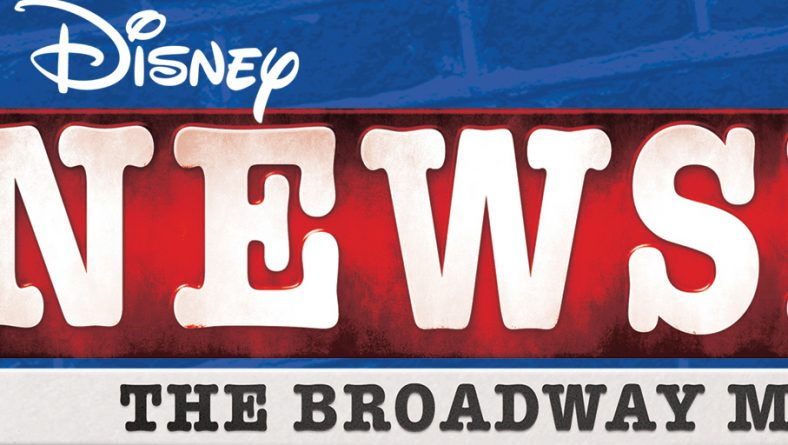 "Centenary Stage Company presents ""NEWSIES: The Musical"""
