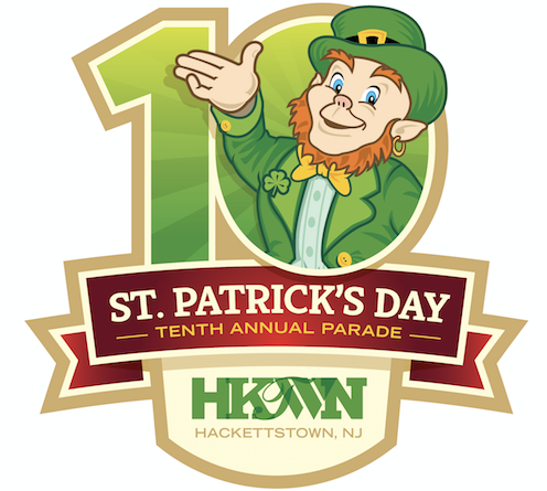 10th Annual St. Patrick's Day Parade
