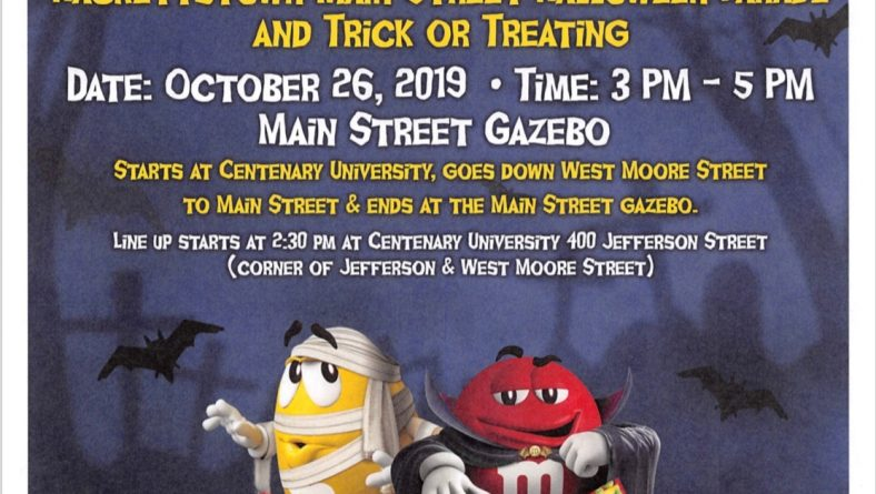 6th Annual Halloween Downtown – OCT. 26th