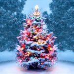 Tree Lighting and Santa Friday December 4th at 5:30 pm