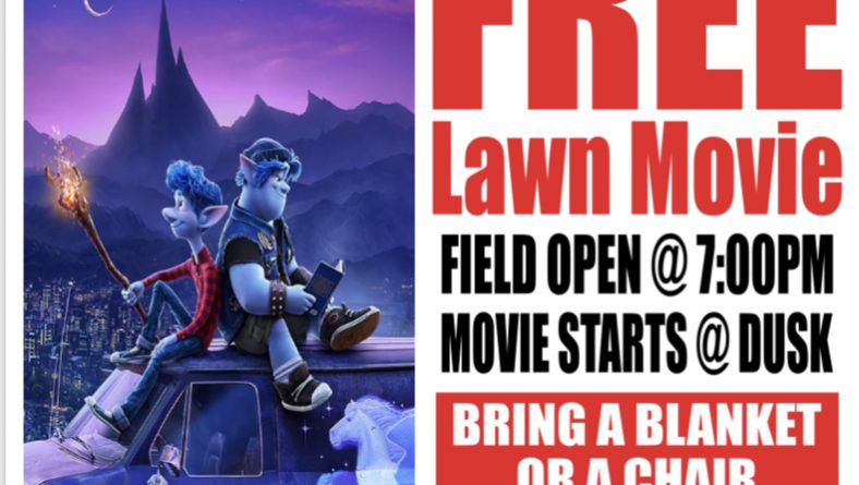 Free Movie Nights Under the Stars!